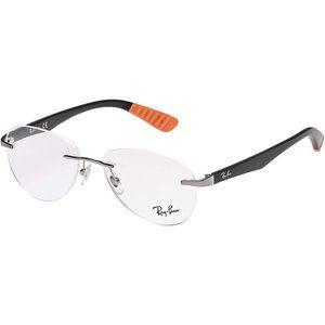 New Ray-ban rimless silver Eyeglasses